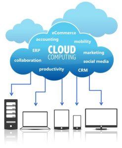 CNS Ứng dụng công nghệ điện toán đám mây