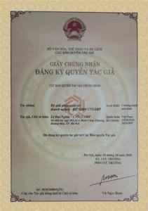 Bản quyền phần mềm CNS