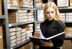 Phần mềm quản lý kho CNS