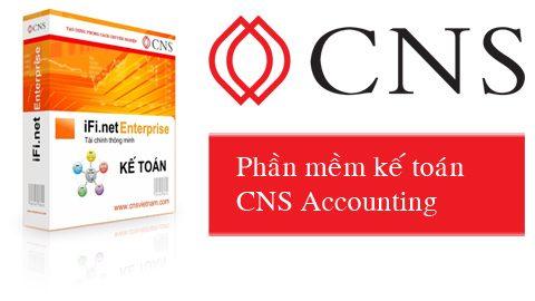 Phần mềm kế toán CNS.Pro 2018